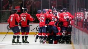 Bruins 2 - Capitals 3 (Prolongation)