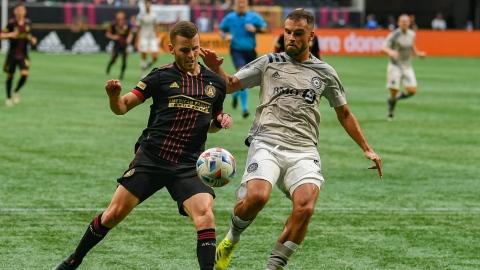 Rapport d'Olivier : Atlanta Utd 1-CF Montréal 0