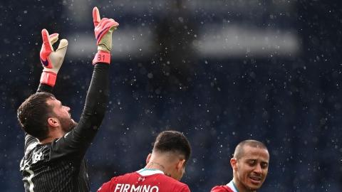 Alisson héros improbable de Liverpool