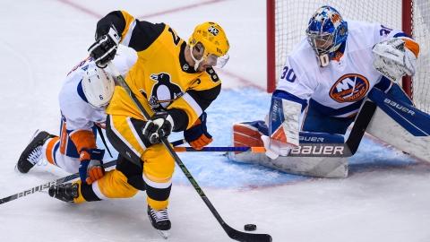 Crosby près d'un retour au jeu, Letang positif à la COVID