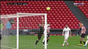 Athletic Bilbao 0 - Real Madrid 1