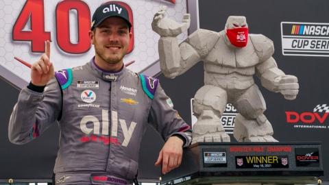 Domination de Bowman et Hendrick Motorsports à Dover