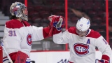 Carey Price et Brendan Gallagher