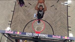 Le jeu de l'année dans la NBA?