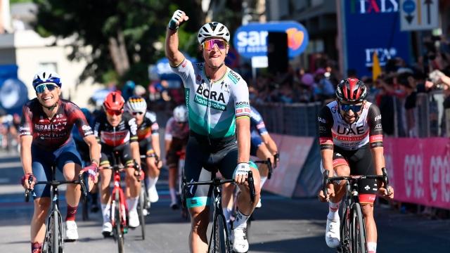 Tour d'Italie : Sagan gagnant de la 10e étape