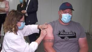 Vaccination : au tour des joueurs des Alouettes