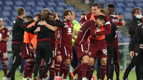 Torino sauve sa tête en Serie A, Benevento relégué
