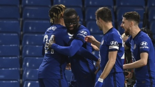Chelsea 2 - Leicester City 1