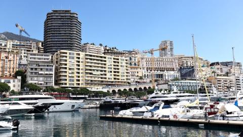 De retour à Monaco après un an d'absence