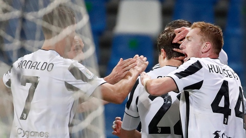 La Juventus Turin remporte la Coupe d'Italie