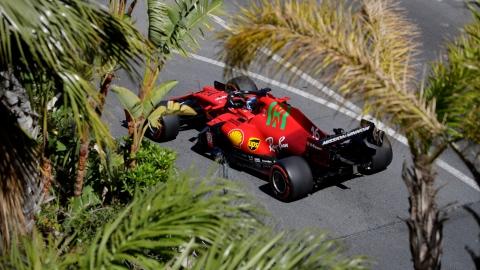 Monaco retrouve son GP, mais sans le glamour