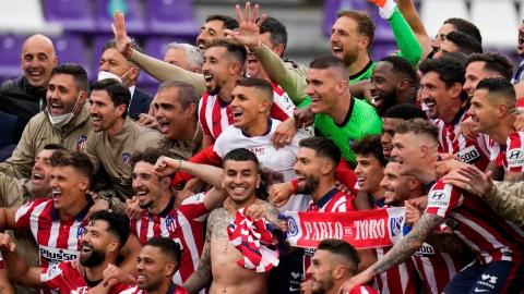 L'Atlético brise l'hégémonie du Real et du Barça