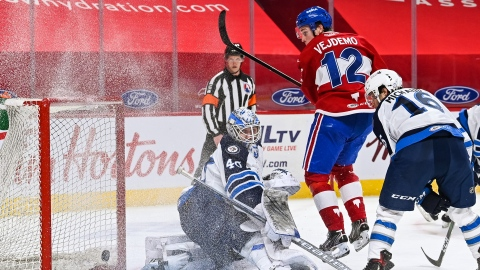 « Au hockey professionnel, tu n'es qu'un numéro »