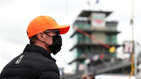 Scott Dixon souhaite répéter à Indianapolis