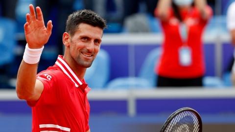 Djokovic se retire de l'Omnium Banque Nationale