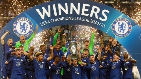 Chelsea s'offre sa 2e Ligue des Champions