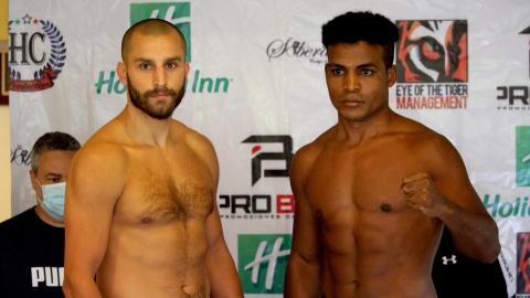Lemieux, Kean et Bazinyan prêts à boxer