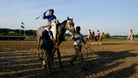 Essential Quality gagne le 153e Belmont Stakes