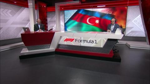 Un GP complètement fou en Azerbaïdjan