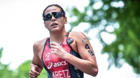 Une cinquième place pour Amélie Kretz à Huatulco