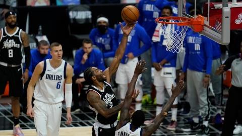 Les Clippers arrachent le 7e match aux Mavs