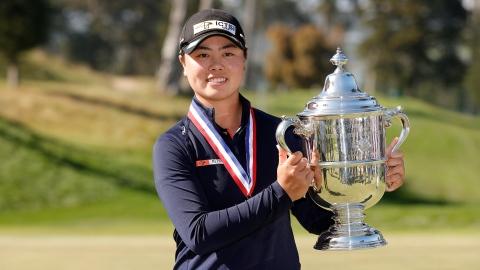 Yuka Saso remporte l'Omnium féminin des États Unis en prolongation