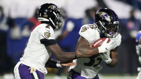 Les Ravens restent convaincus par Edwards