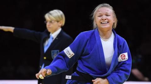Jessica Klimkait championne du monde