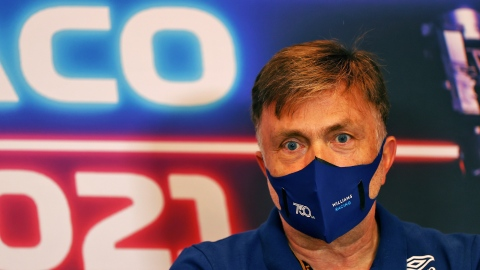 F1 : restructuration interne chez Williams