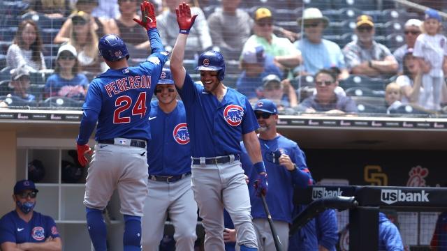 Les Padres ne souhaitent pas revoir les Cubs