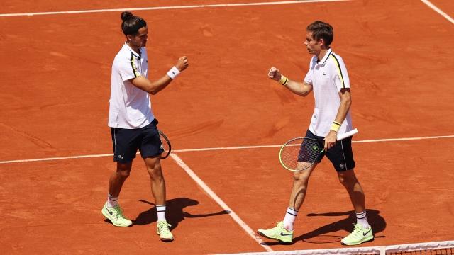 Duo de Français en finale du double