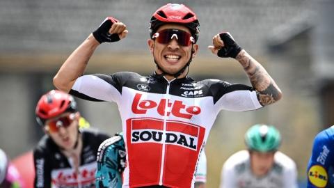 Ewan encore vainqueur au Tour de Belgique