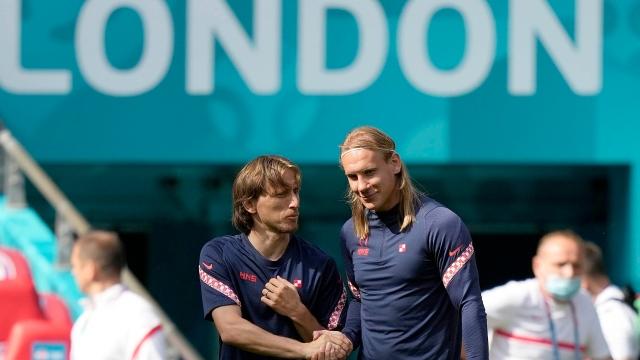 La Croatie voudra imposer son style à l'Angleterre
