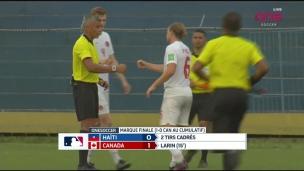 Haïti 0 - Canada 1