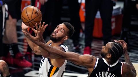 Les Clippers donnent la réplique au Jazz