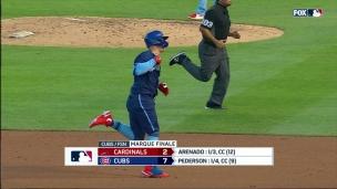 Cardinals 2 - Cubs 7