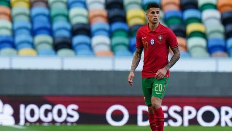 Le Portugal privé du défenseur Joao Cancelo