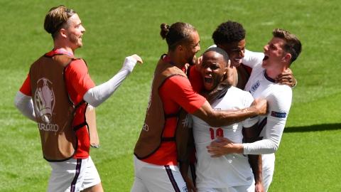Débuts victorieux de l'Angleterre à Wembley