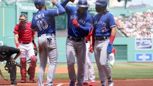 Blue Jays 18 - Red Sox 4