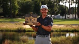 Un 1er titre PGA pour Garrick Higgo