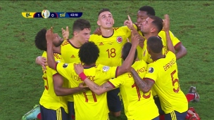 Colombie 1 - Équateur 0