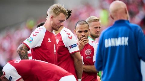 Les joueurs danois critiquent l'UEFA