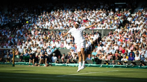 Wimbledon : salle comble pour les finales