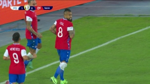 Argentine 1 - Chili 1