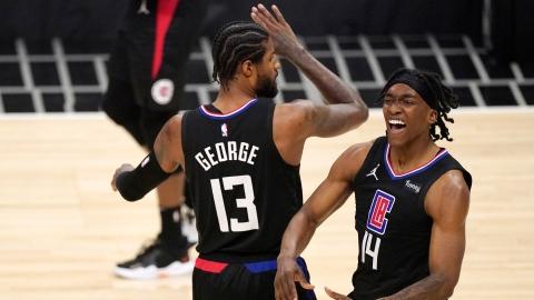Les Clippers remettent les compteurs à zéro