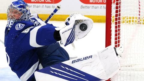 Varlamov et Vasilevskiy se livre un duel de gardiens