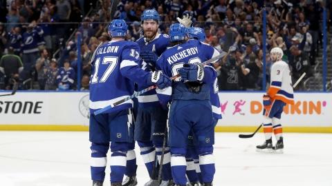 Le Lightning a rebondi; une frousse pour Varlamov