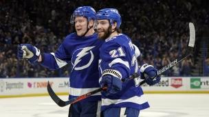 Islanders 2 - Lightning 4