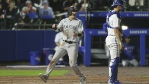 Yankees 6 - Blue Jays 5
