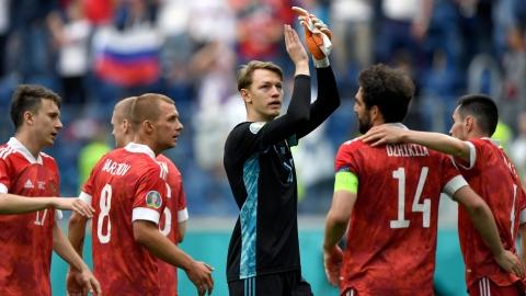 La Russie se relance en battant la Finlande